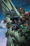 Batman Teenage Mutant Ninja Turtles II #6 (of 6)