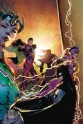 New Super Man & The Justice League of China #22