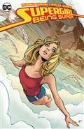 Supergirl Being Super TP
