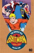 Batman Brave & Bold Bronze Age Omnibus TP Vol 01