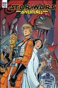 Star Wars Adventures Annual 2018 (C: 1-0-0)