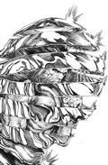 Hunt For Wolverine #1 Mcniven B&W Var
