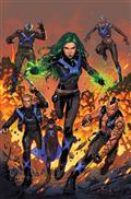 X-Men Blue #25 Leg