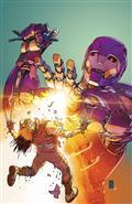 X-Men Blue #26 Leg