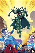 Marvel Super Hero Adventures #1 (of 5) Randolph Var