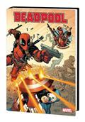 Deadpool By Daniel Way Omnibus HC Vol 02