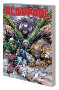 Deadpool Classic Companion TP Vol 02