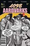 Love And Aardvarks #1
