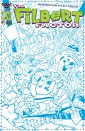 Filbert Factor #1 Rejected By Free Comic Book Day Main Cvr