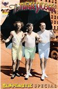 Three Stooges Slaptastic Special #1 Special Color Photo Cvr