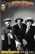 Three Stooges Slaptastic Special #1 Limited Edition B&W Phot