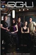 Stargate Universe #5 Photo Cvr