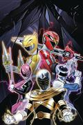 Mighty Morphin Power Rangers 2018 Annual #1 (C: 1-0-0)