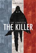 Complete The Killer TP (MR) (C: 0-1-2)