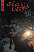 Jeepers Creepers #1 Cvr A Jones