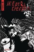 Jeepers Creepers #1 Cvr F 25 Copy Jones B&W Incv (Net)
