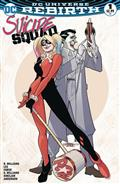 DF Suicide Squad Rebirth #1 DF Cover Plus 1 Package (C: 0-1-