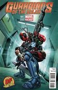 DF Guardians of Galaxy #1 DF Cover Plus 1 Package (C: 0-1-2)