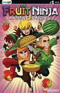 """Fruit Ninja Ancient Origins #1 Cvr A Main Cover Remy """"Eisu"""""""