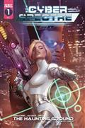 Cyber Spectre #1 Cvr C Jay Anacleto