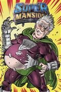 Supermansion #1 (of 4) Cvr C Gozalez (MR)