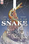 Season of The Snake #1 Cvr A Roy