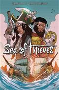Sea of Thieves #2 (of 4) Cvr A Marcellius