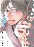 Moteki GN Vol 01 Love Strikes (MR) (C: 0-1-0)