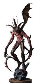 Amon Apocalypse of Devilman Amon 1/6 Statue Crimson Ver (Net