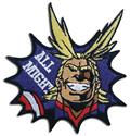 My Hero Academia All Might Patch (C: 1-1-2)