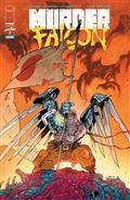 Murder Falcon #7 Cvr A Johnson & Spicer