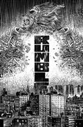 Rumble #11 Cvr A B&W Rubin (MR)