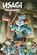 Usagi Yojimbo TP Vol 33 Hidden (C: 0-1-2)