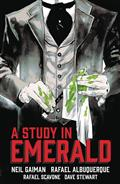 Neil Gaiman Study In Emerald HC (C: 1-0-0)