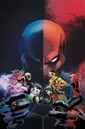 Teen Titans #29 Terminus Agenda