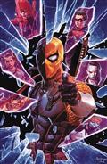 Teen Titans #29 Var Ed Terminus Agenda