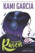 Teen Titans Raven TP