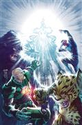 Justice League #22