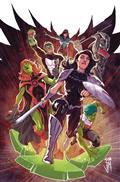 Titans #36 Var Ed