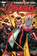Marvel Action Avengers #5 Sommariva (C: 1-0-0)