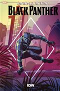 Marvel Action Black Panther #4 Florean (C: 1-0-0)
