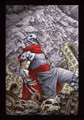TMNT Shredder In Hell #1 Directors Cut