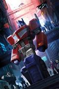 Transformers #4 Cvr A Pitre-Durocher