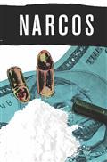 Narcos #1 Cvr A Malhotra