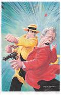 Dick Tracy Forever #1 25 Copy Incv Baker (Net)
