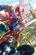 Avengers #18 Alex Ross Marvels 25Th Var