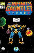 True Believers Avengers Thanos vs Marvel Universe#1