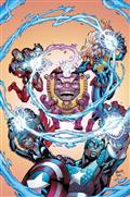Avengers Edge of Infinity #1