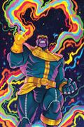 Marvel Tales Thanos #1 Bartel Virgin Var