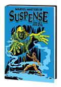 Marvel Masters of Suspense Lee & Ditko Omnibus HC Vol 01